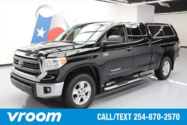 2015 Toyota Tundra SR5 4dr Double Cab Truck 7 DAY RETURN / 3000 CARS I