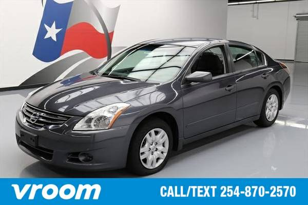 2012 Nissan Altima 7 DAY RETURN / 3000 CARS IN STOCK
