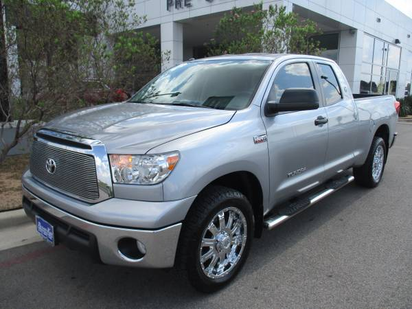 2012 TUNDRA DBL CAB / 4WD / TEXAS EDITION / LOCAL ONE OWNER !!!!!!!!!