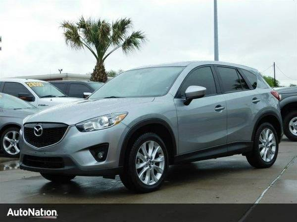 2014 Mazda CX-5 Grand Touring SKU:E0417927 Mazda CX-5 Grand Touring SU