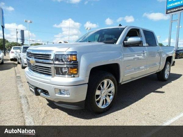 2014 Chevrolet Silverado 1500 High Country SKU:EG519557 Chevrolet Silv