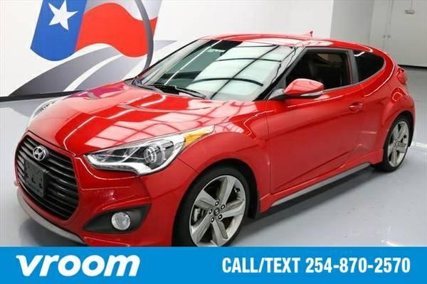 2015 Hyundai Veloster 7 DAY RETURN / 3000 CARS IN STOCK