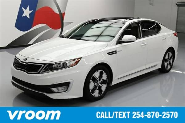 2013 Kia Optima Hybrid EX 4dr Sedan Sedan 7 DAY RETURN / 3000 CARS IN