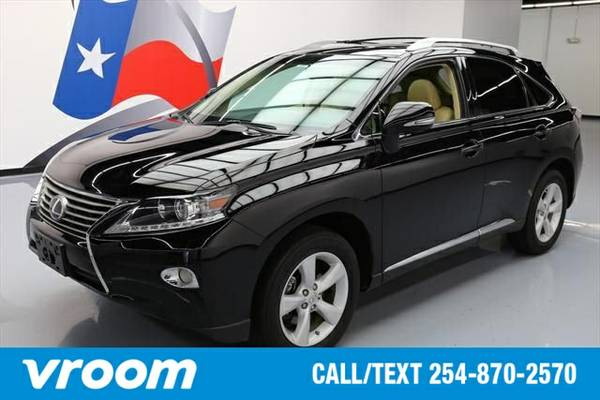 2013 Lexus RX 350 7 DAY RETURN / 3000 CARS IN STOCK