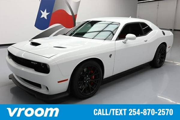 2015 Dodge Challenger SRT Hellcat 7 DAY RETURN / 3000 CARS IN STOCK