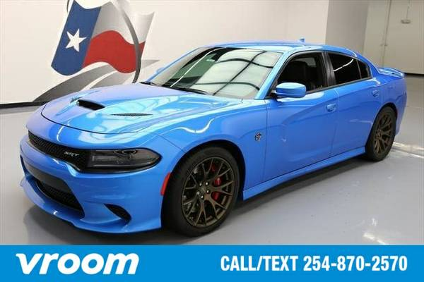 2016 Dodge Charger SRT Hellcat 7 DAY RETURN / 3000 CARS IN STOCK