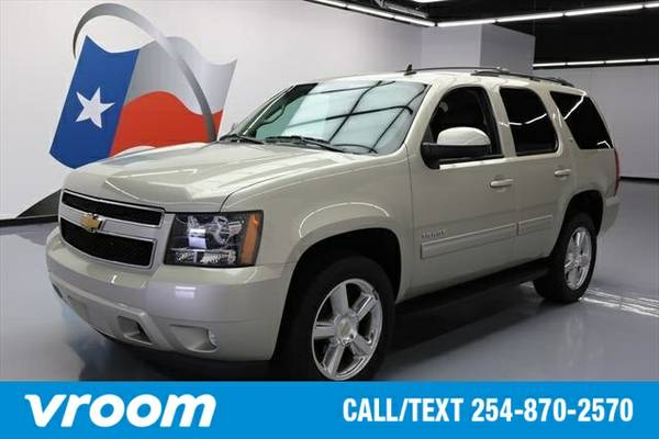 2014 Chevrolet Tahoe LT 7 DAY RETURN / 3000 CARS IN STOCK