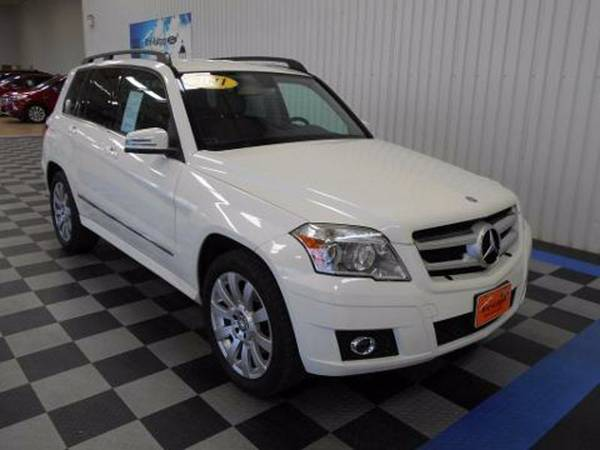 Mercedes-Benz Stock UP62616A 2011 GLK-Class 4 Door SUV only 47,771...