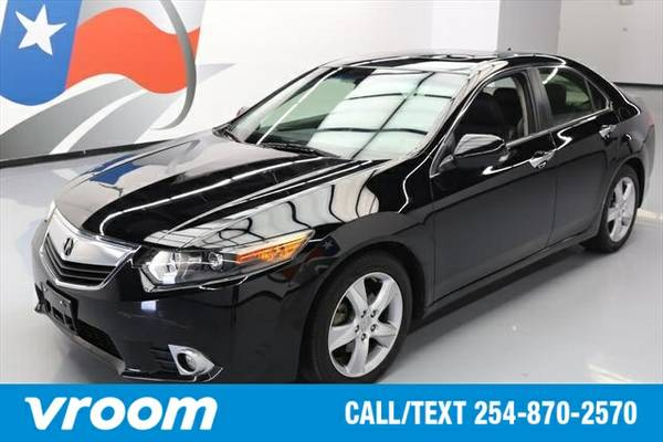 2012 Acura TSX 2.4 7 DAY RETURN / 3000 CARS IN STOCK