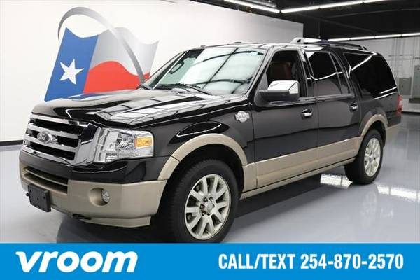 2013 Ford Expedition EL 7 DAY RETURN / 3000 CARS IN STOCK