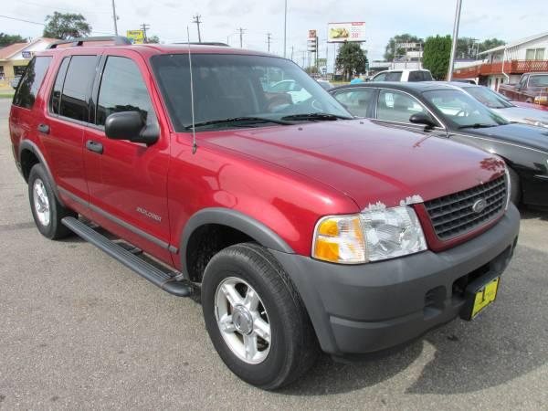 2004 Ford Explorer SOLD