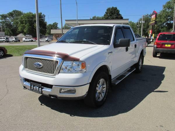 2004 Ford F150 Lariat Crew Cab SOLD