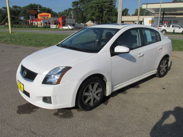 2012 Nissan Sentra NEW PRICE SOLD
