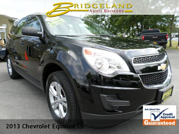 2013 Chevrolet Equinox LS EASY PAYMENT. GREAT ON GAS!