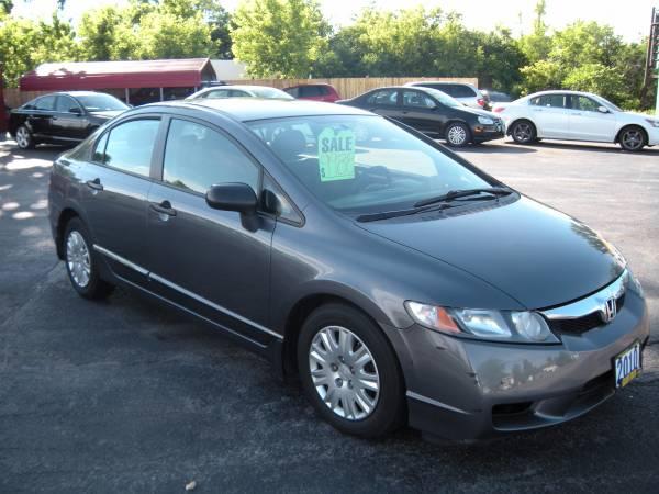 2010 Honda Civic DX VP- SALE!! $8999