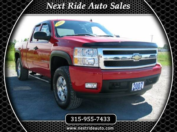 2007 Chevrolet Silverado 1500 Z71 4x4 :: Guaranteed Bank Financing