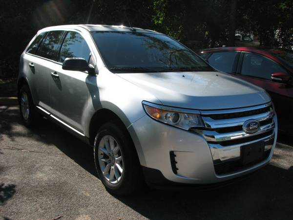 1 OWNER~2013 FORD EDGE FWD~6 MO/7500 MILE WARRANTY~FINANCING
