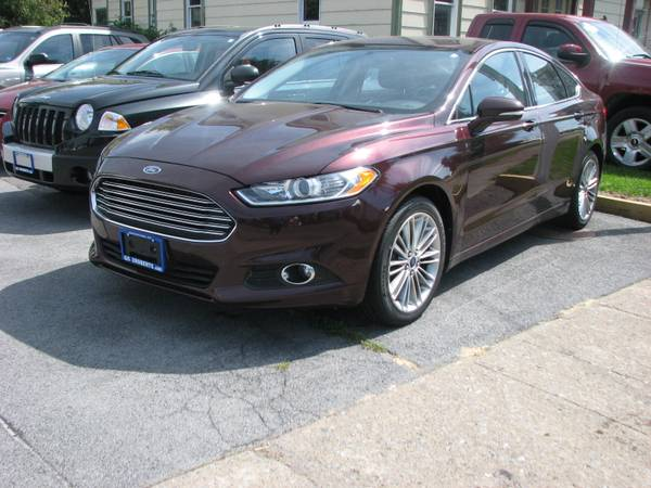 BEAUTY~2013 FORD FUSION~6MO/7500 MILE WARRANTY~FINANCING