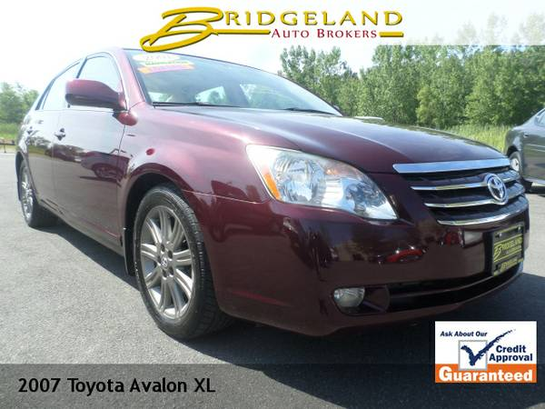 2007 Toyota Avalon LIMITED EVERY OPTION SUPER CLEAN LUXURY