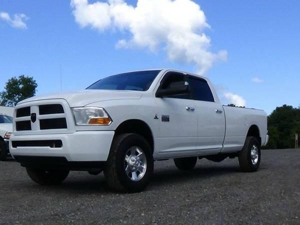 2011 Ram 2500 6.7 Diesel _ Texas Truck