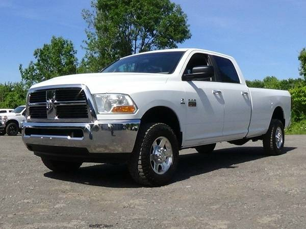 2011 Ram 2500 6.7 Cummins Diesel _ Texas Truck _ Clean