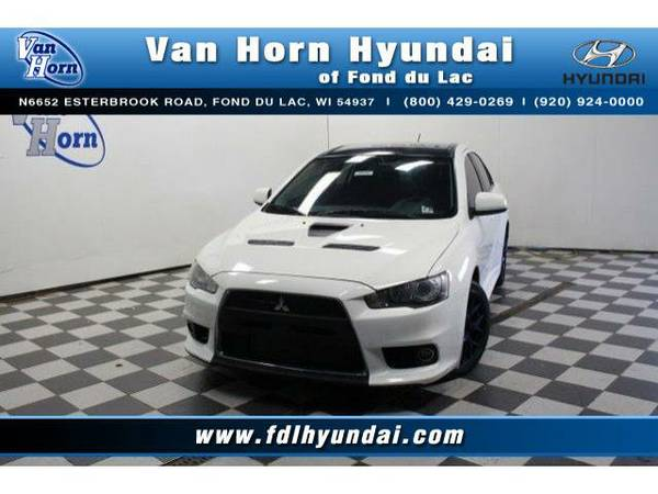 2014 *Mitsubishi Lancer Evolution* MR - Mitsubishi-Financing for...