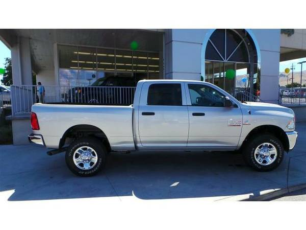 2016 *Ram 2500* Tradesman - Bright Silver Metallic Clearcoat