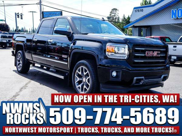 2015 *GMC Sierra* 1500 All Terrain 4x4 - Heated Seats!2015 GMC Sierra