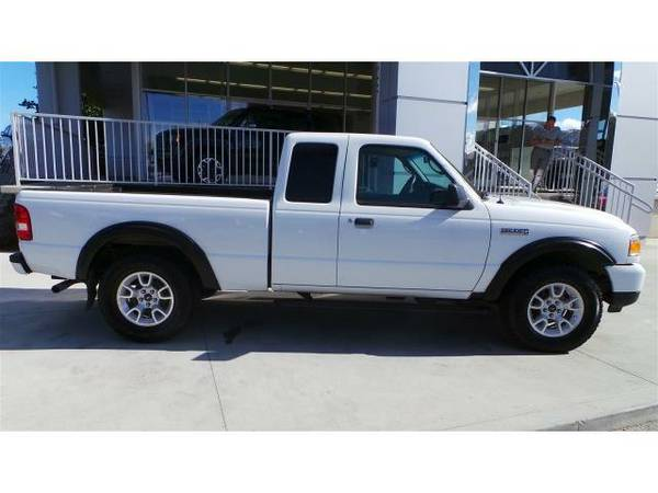 2008 *Ford Ranger* - Oxford White