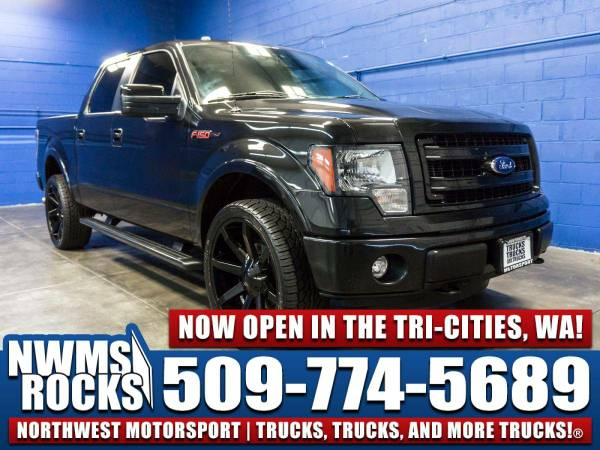 2013 *Ford F150* FX4 4x4 - One Previous Owner! 2013 Ford F-150 FX4 4x4