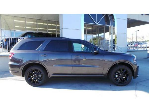 2017 *Dodge Durango* GT - Granite Metallic Clear Coat