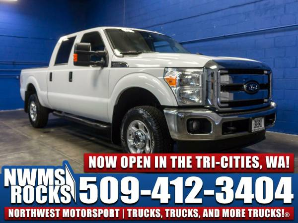 2012 *Ford F250* XLT 4x4 - Towing Package! 2012 Ford F-250 XLT 4x4 Tru