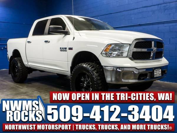 Lifted 2013 *Dodge Ram* 1500 SLT 4x4 -