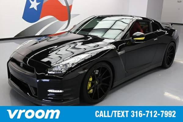 2014 Nissan GT-R 7 DAY RETURN / 3000 CARS IN STOCK