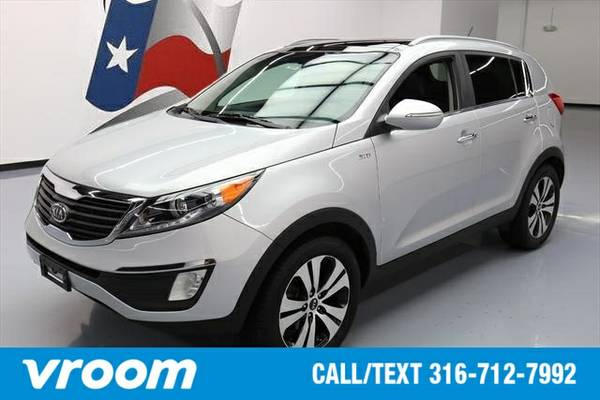 2012 Kia Sportage EX 7 DAY RETURN / 3000 CARS IN STOCK