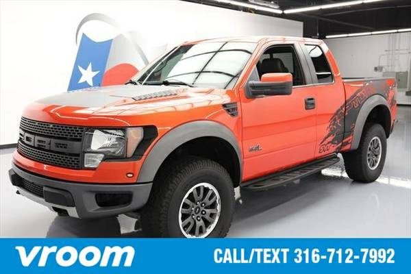 2011 Ford F-150 SVT Raptor 7 DAY RETURN / 3000 CARS IN STOCK