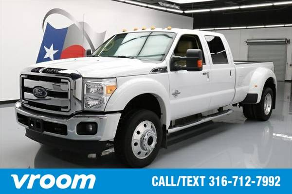 2016 Ford F-450 7 DAY RETURN / 3000 CARS IN STOCK