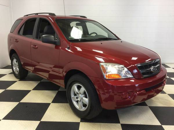 2009 KIA SORENTO LX JUST TRADED AND PERFECT!! ITS A STEAL!