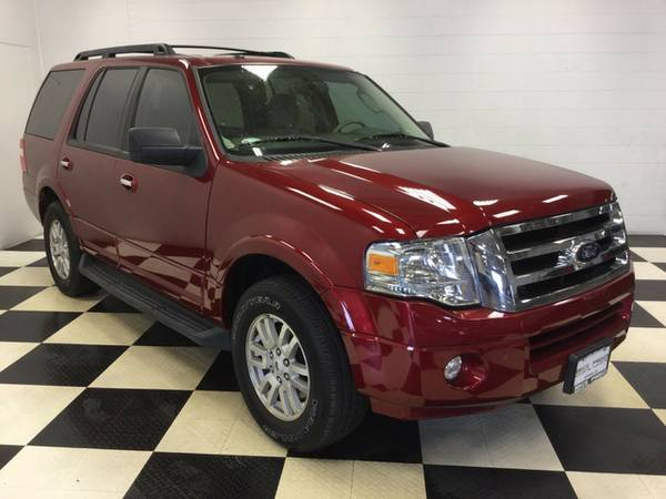 2014 FORD EXPEDITION XLT LOW MILES! THIRD ROW! REALLY NICE!