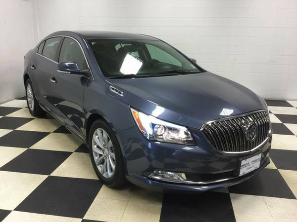 2014 BUICK LACROSSE LEATHER - ONLY 39 K MILES! FULLY LOADED! LOW PRICE
