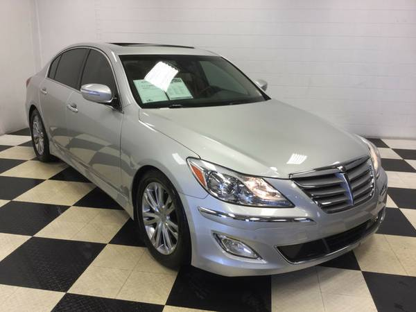 2012 HYUNDAI GENESIS 3.8 L LOADED! PERFECT CONDITION! MUST SEE!!