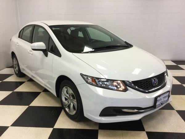 2014 HONDA CIVIC FUEL SAVER 35+ MPG DRIVES GREAT!!
