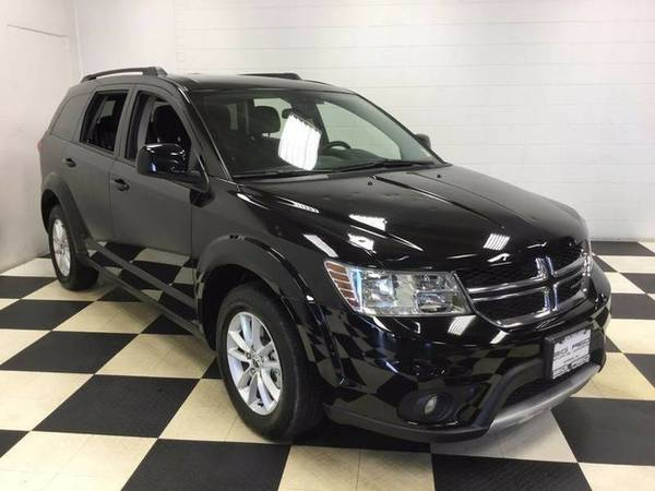 2012 DODGE JOURNEY SXT THIRD ROW EXCELLENT CONDITION! FAMILY HAULER!