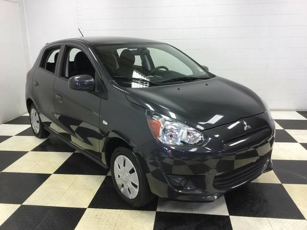 2015 MITSUBISHI MIRAGE DE LOW MILES FACTORY WARRANTY! GREAT DEAL!!
