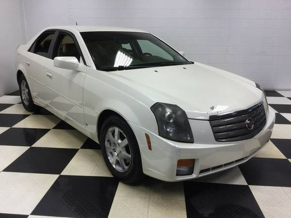 2006 CADILLAC CTS LEATHER LOADED LOW PRICE!