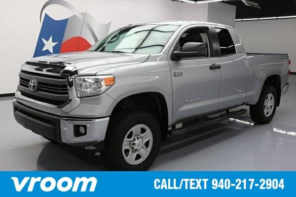 2014 Toyota Tundra SR5 4dr Double Cab 4WD Truck 7 DAY RETURN / 3000 CA