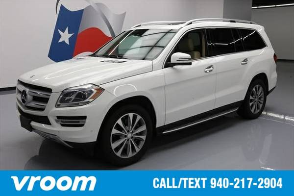 2014 Mercedes-Benz GL-Class GL450 4MATIC 4dr SUV AWD SUV 7 DAY RETURN