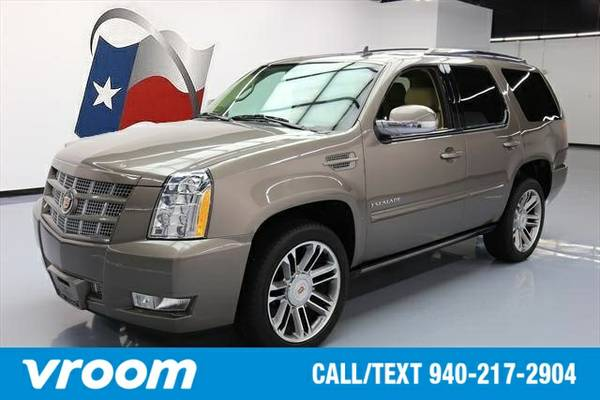 2013 Cadillac Escalade Premium 7 DAY RETURN / 3000 CARS IN STOCK