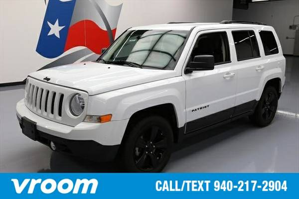 2015 Jeep Patriot Sport 7 DAY RETURN / 3000 CARS IN STOCK