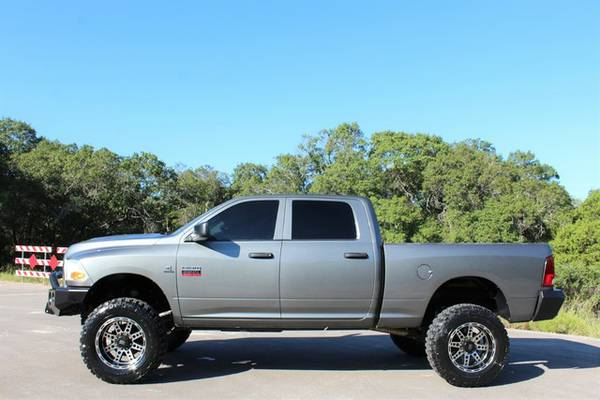 2011 DODGE RAM 2500 4X4 6.7L CUMMINS*ONLY 105K Mi*CALL NOW*WE FINANCE!